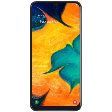 Samsung Galaxy A30 (2019) 3/32Gb, Черный
