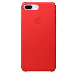 Чехол для iPhone Apple iPhone 7/8 Plus Leather Case(PRODUCT)RED(MMYK2ZM/A)