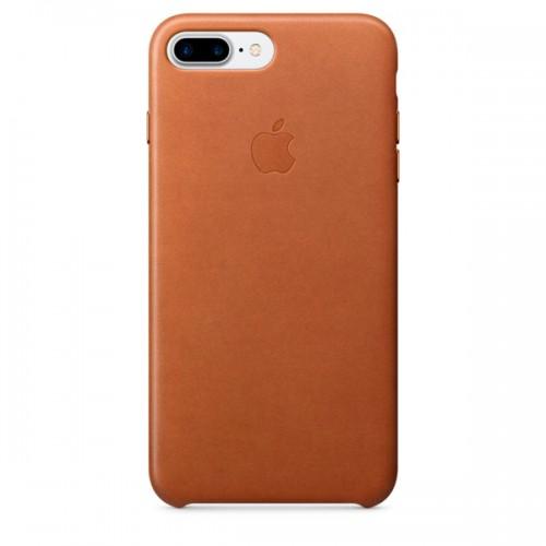 Чехол для iPhone Apple iPhone 7/8 Plus Leather Case Sadd.Brown (MMYF2ZM/A)