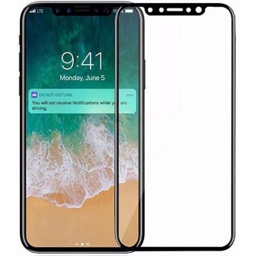 Защитное стекло для iPhone 11 Pro iSlim Glass 5D ( С черной рамкой)