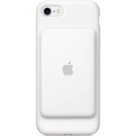Чехол-аккумулятор Apple iPhone 7/8 Smart Battery Case White (MN012ZM/A)