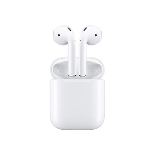 Apple AirPods Второго поколения с возможностью беспроводной зарядки (НОВЫЕ, БЕЗ КОМПЛЕКТА)