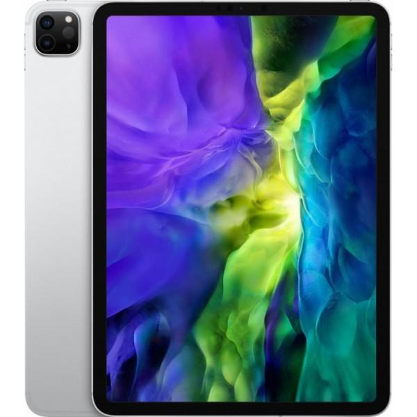 Apple iPad Pro 11 Wi-Fi + Cellular 512GB (2020) (Серебристый)
