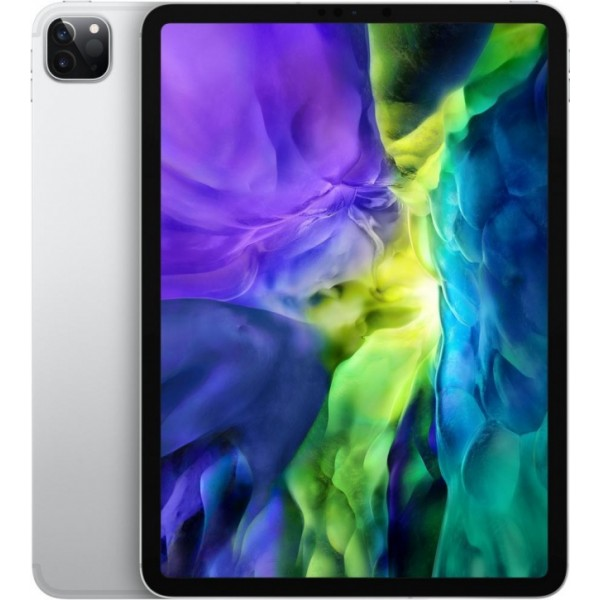 Apple iPad Pro 11 Wi-Fi 128GB (2020) (Серебристый) фото