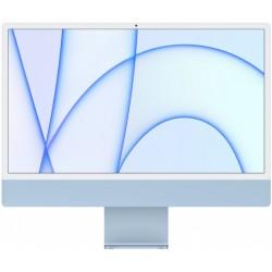"Apple iMac 24"" Retina 4,5K, M1 (8-core GPU), 8 ГБ, 512 ГБ (синий)"