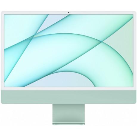 """Apple iMac 24"""" Retina 4,5K, M1 (8-core GPU), 8 ГБ, 256 ГБ (зеленый)"""