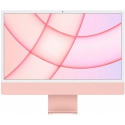 "Apple iMac 24"" Retina 4,5K, M1 (7-core GPU), 8 ГБ, 256 ГБ (розовый)"
