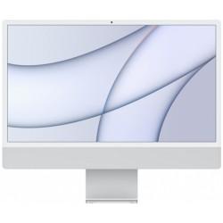 "Apple iMac 24"" Retina 4,5K, M1 (8-core GPU), 8 ГБ, 256 ГБ (серебристый)"