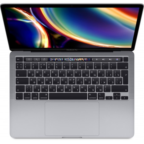 "Apple MacBook Pro 13"" QC i5 2 ГГц, 16 ГБ, 512 ГБ SSD, Iris Plus, Touch Bar, «серый космос» (MWP42) (2020)"