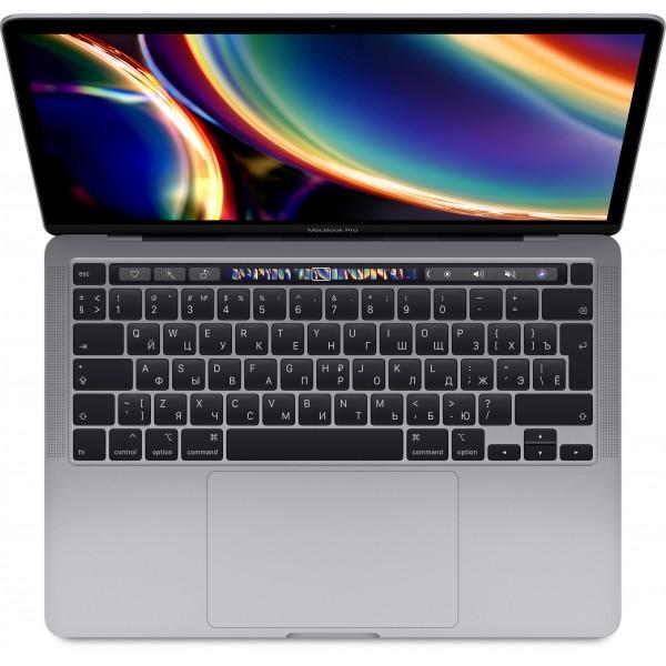 "Apple MacBook Pro 13"" QC i5 2 ГГц, 16 ГБ, 512 ГБ SSD, Iris Plus, Touch Bar, «серый космос» (MWP42) (2020)"