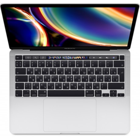 "Apple MacBook Pro 13"" QC i5 2 ГГц, 16 ГБ, 1 ТБ SSD, Iris Plus, Touch Bar, серебристый (MWP82) (2020)"