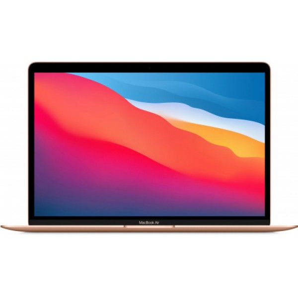 "Apple MacBook Air 13"" Apple M1, 8 Гб, 256 Гб (золотой)"