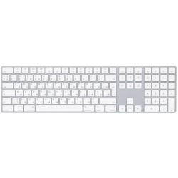 Беспроводная клавиатура Apple Magic Keyboard серебристый