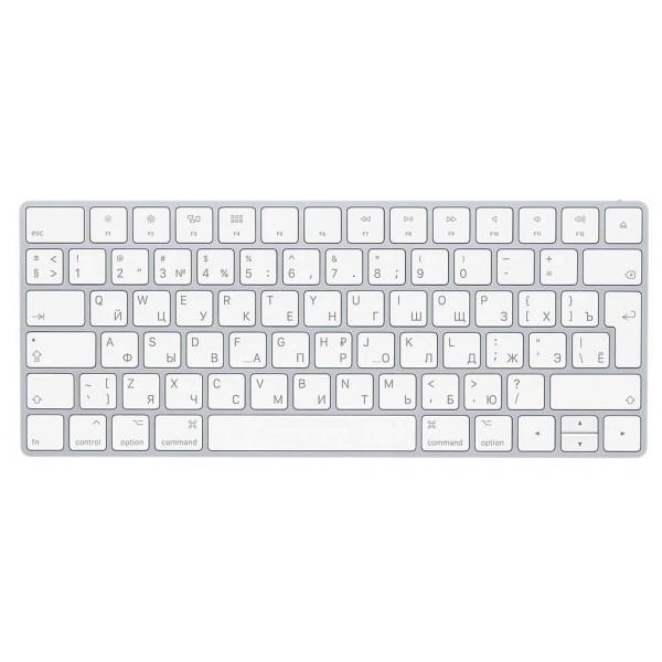 Беспроводная клавиатура Apple Magic Keyboard белый фото