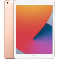Apple iPad 10.2 Wi-Fi + Cellular 128Gb 2020 Gold (Золотой)
