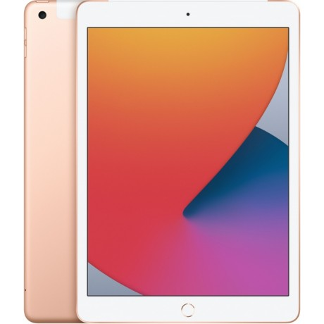 Apple iPad 10.2 Wi-Fi + Cellular 128Gb 2020 Gold (Золотой)