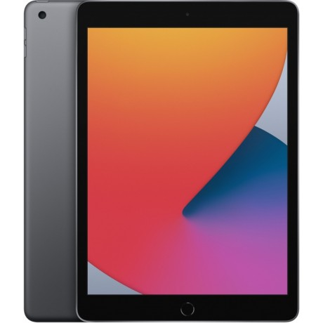 Apple iPad 10.2 Wi-Fi 128Gb 2020 Space gray (Серый космос)