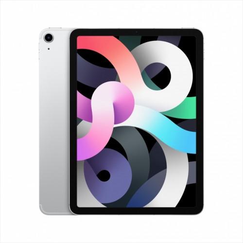 Apple iPad Air 64Gb Wi-Fi + Cellular 2020 Silver (Серебристый)