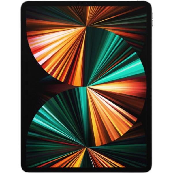 Apple iPad Pro 12.9 Wi-Fi + Cellular 256GB (2021) (серебристый)