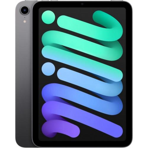 Apple iPad mini 256 Гб Wi-Fi+Cellular 2021 серый космос