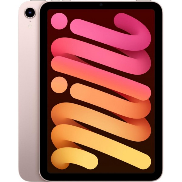 Apple iPad mini 256 Гб Wi-Fi+Cellular 2021 розовый фото