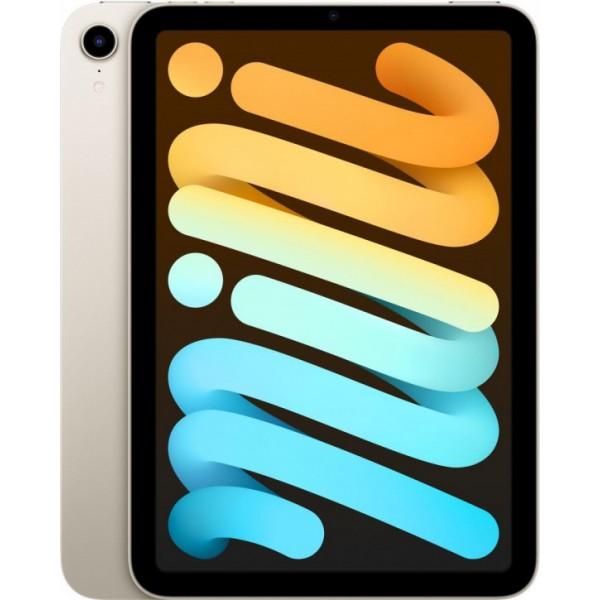 Apple iPad mini 256 Гб Wi-Fi+Cellular 2021 сияющая звезда фото