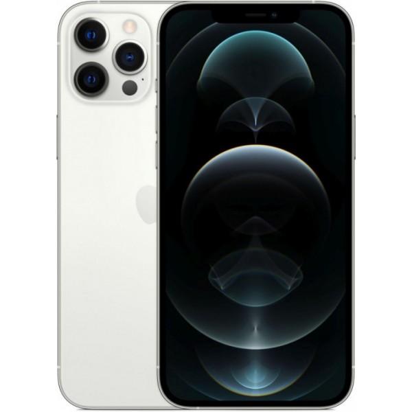 Apple iPhone 12 Pro Max 256GB (2 sim-карты) (Серебристый) фото