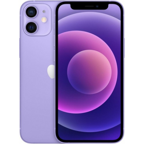 Apple iPhone 12 mini 64GB (фиолетовый)