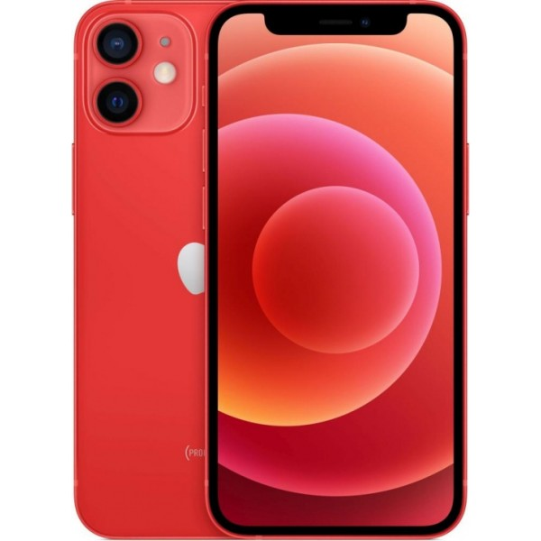 Apple iPhone 12 mini 256GB (красный)