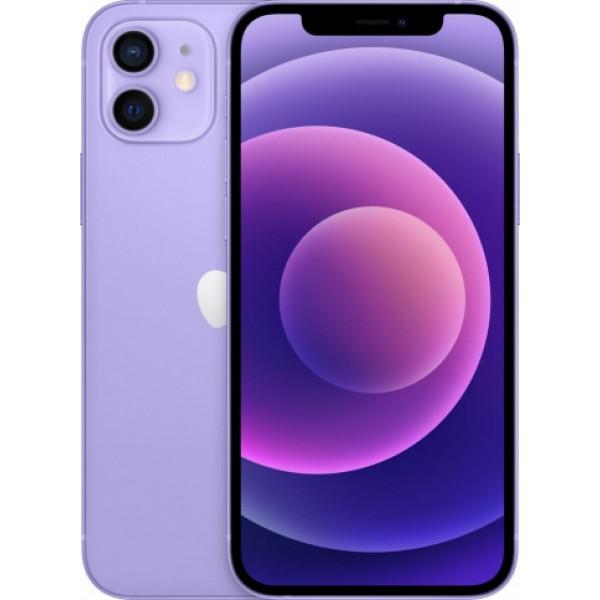 Apple iPhone 12 256GB (фиолетовый)