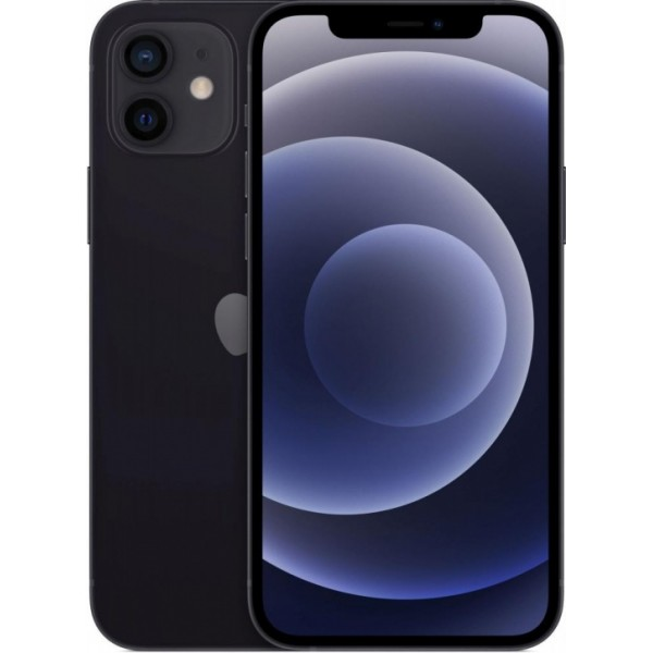 Apple iPhone 12 64GB (черный) фото