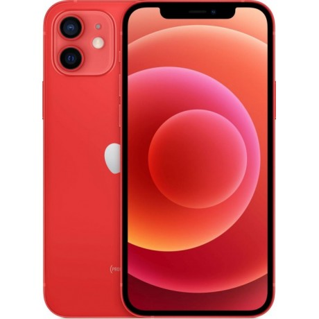 Apple iPhone 12 128GB (2 sim-карты) (красный)