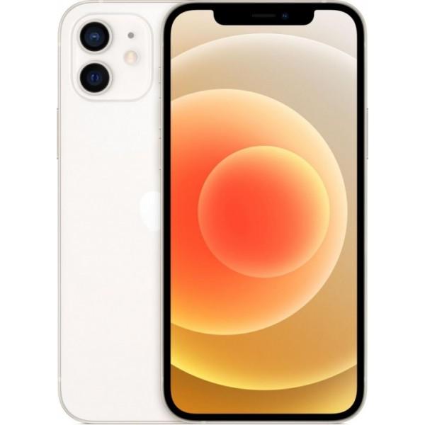Apple iPhone 12 256GB (2 sim-карты) (белый)