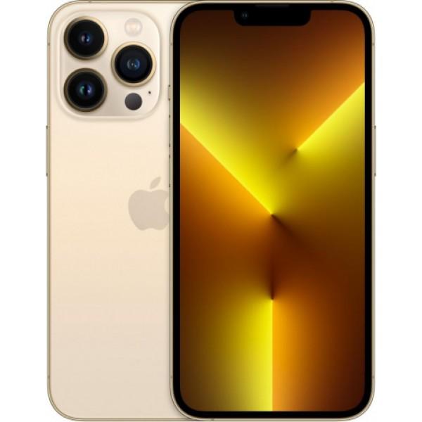 Apple iPhone 13 Pro 128GB золотой фото
