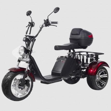 Электробайк CityCoco Skyboard Trike BR80
