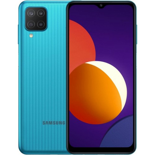 Samsung Galaxy M12 3/32GB зеленый