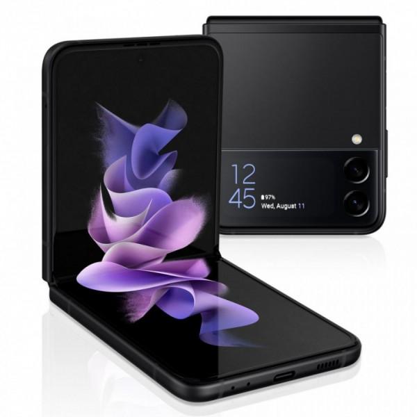 Samsung Galaxy Z Flip3 5G 8/256GB черный фото