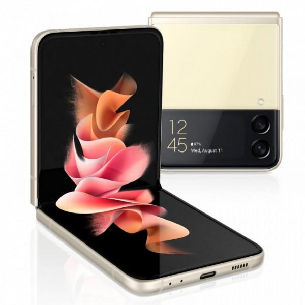 Samsung Galaxy Z Flip3 5G 8/256GB бежевый фото
