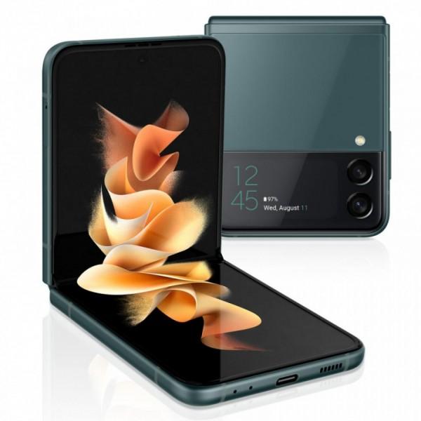 Samsung Galaxy Z Flip3 5G 8/256GB зеленый фото