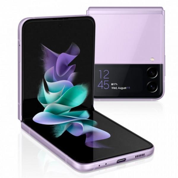 Samsung Galaxy Z Flip3 5G 8/256GB лавандовый фото
