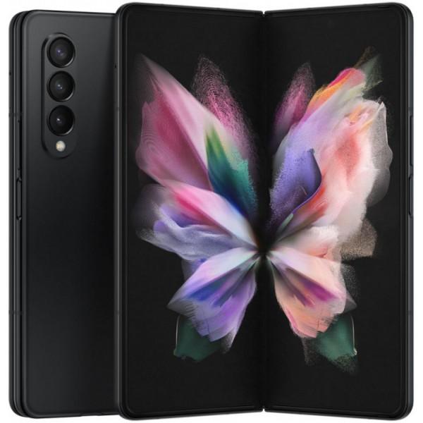 Samsung Galaxy Z Fold3 5G 12/256GB черный фото