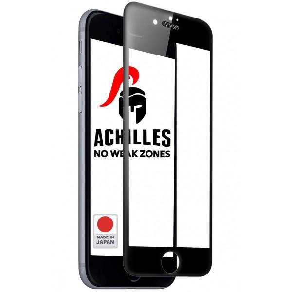 Защитное стекло для iPhone 8 Premium 5D ACHILLES, Черное