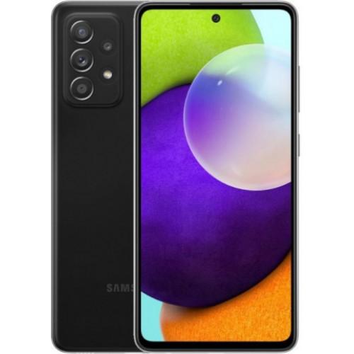 Samsung Galaxy A52 4/128GB (черный)