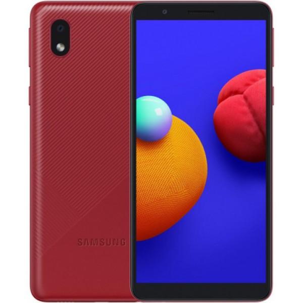 Samsung Galaxy A01 Core 16GB (красный) фото
