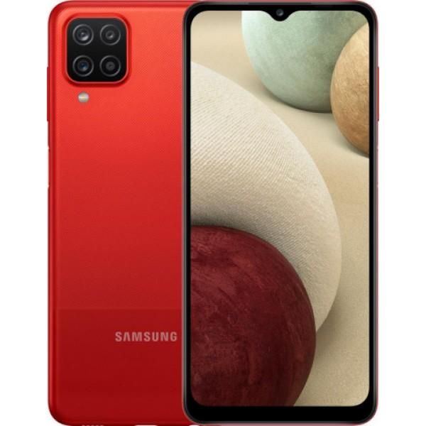 Samsung Galaxy A12 4/128GB (красный)
