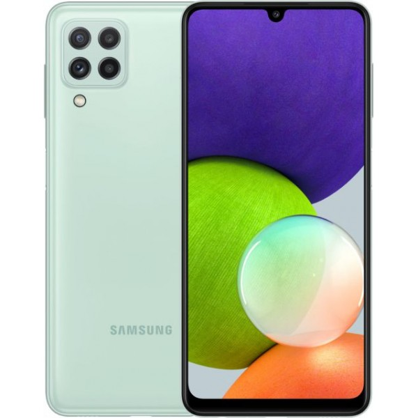 Samsung Galaxy A22 4/64GB мятный фото