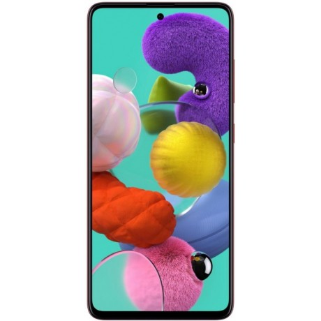 Samsung Galaxy A51 4/64GB (красный)