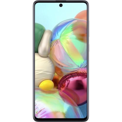 Samsung Galaxy A71 6/128GB (серебряный)