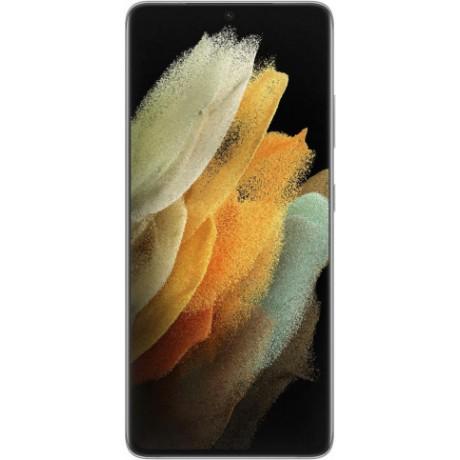 Samsung Galaxy S21 Ultra 5G 16/512GB (серебряный фантом)