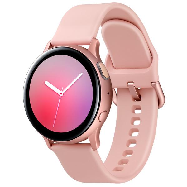 Samsung Galaxy Watch Active2 40 мм, корпус из алюминия, ваниль фото